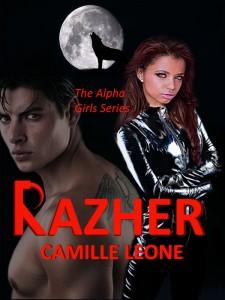 Alpha Girls Series Book One Razher