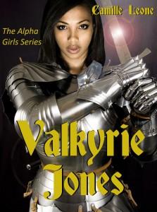 Valkyrie Jones book cover