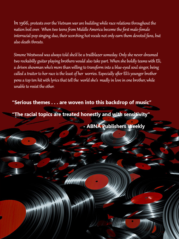 Back cover of JUKEBOX Volume One
