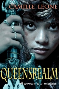 New Queensrealm ebook cover copy