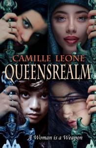 Queensrealm promo copy