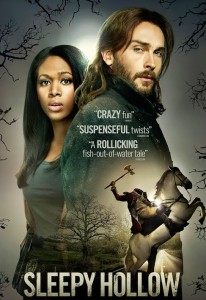 Original 2013 promo for Sleepy Hollow, featuring Nicole Beharie and Tom Mison