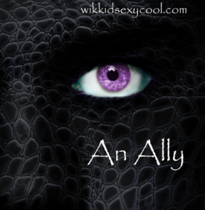 Black scaled Ally, a rare and powerful hybrid
