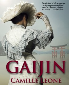 GAIJIN ebook cover