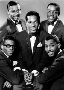 The Temptations, circa 1965