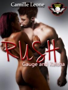 Gauge and Keisha's RUSH sequel