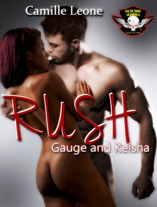 Gauge and Keisha's RUSH sequel