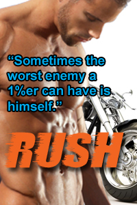 Motorcycles. Money. Mayhem. RUSH