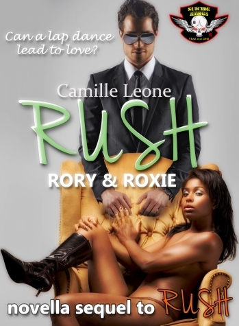 Rory and Roxie in a sequel to RUSH