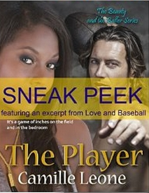 Sneak Peek The Player on Amazon