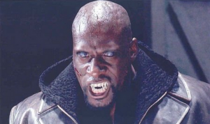 Kevin Grevioux is the creator of Underworld. He also played a werewolf in the series