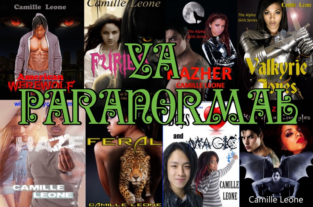 YA Paranormal copy