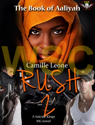 New Cover for RUSH 2A small copy
