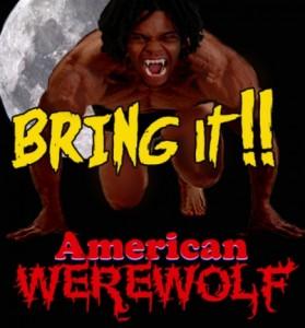 American Werewolf small promo copy