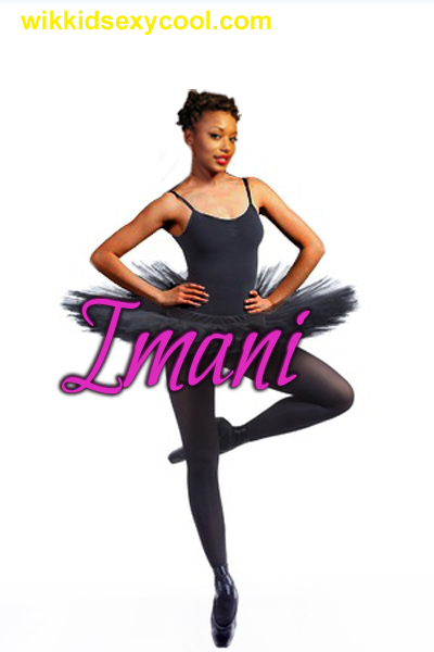 Imani, from the ebook HUI.