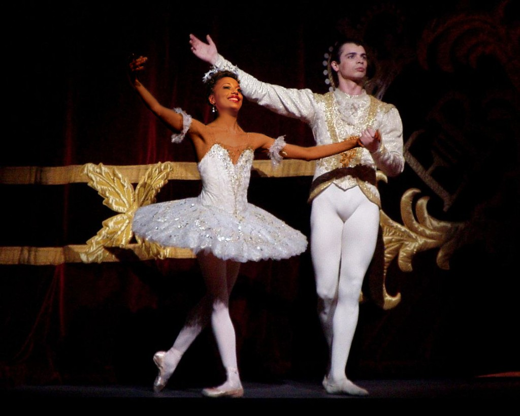 Imani in the lead role of Sleeping_Beauty_Royal_Ballet