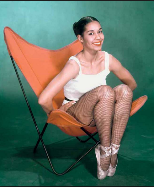 Ballerina Carmen DeLavallade_1954