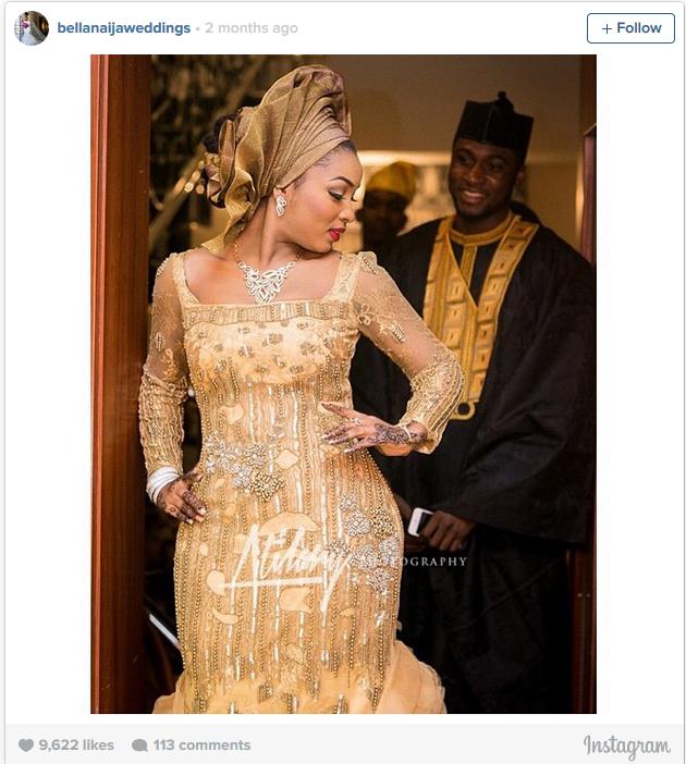 Nigerian Bride 5