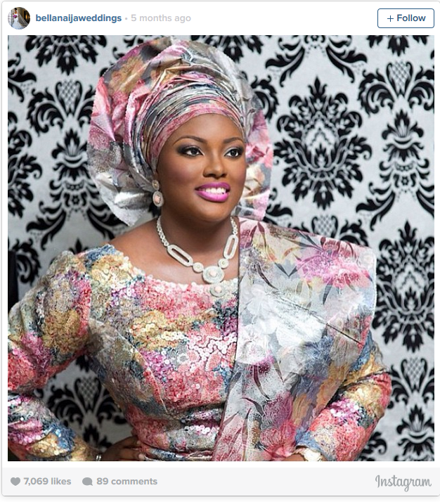 Nigerian Bride 6 Simply Stunning