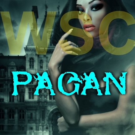 Pagan, the Gothic witch