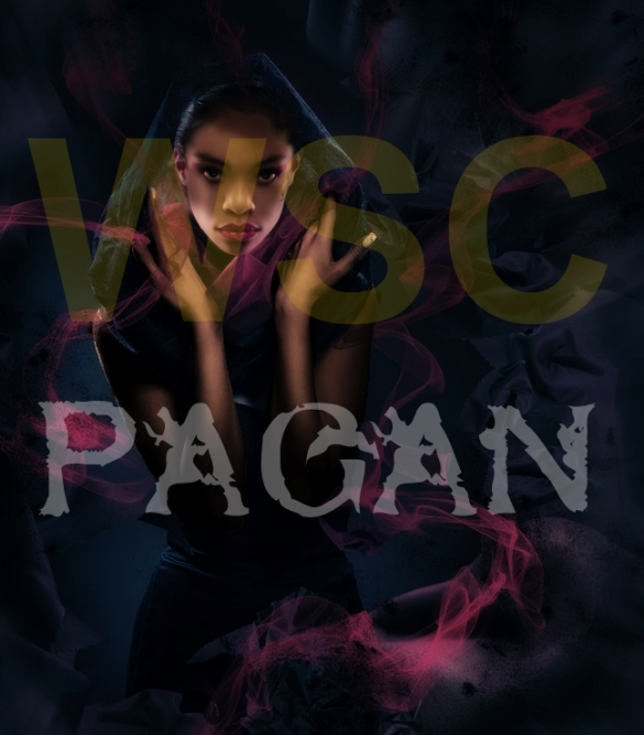 Pagan, an African American witch