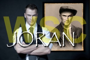 Joran is a character featured in my sweeping Fantasy Romance about reincarnation