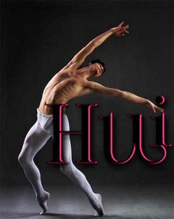 Hui practicing