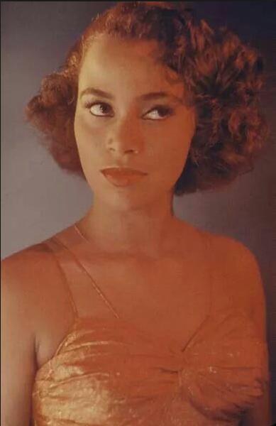 Actress Sallie Blair