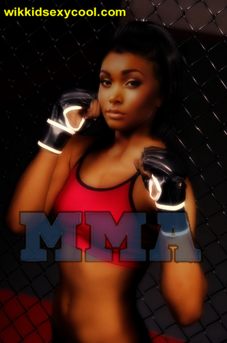 Hispanic MMA female fighter 2nd edit FX copy1