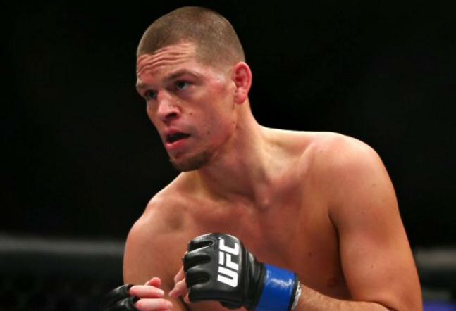 Nate Diaz_MMA fighter