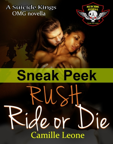 Ride or Die edited and resized SNEAK PEEK ebook cover