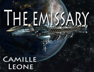 The emissary ship promo