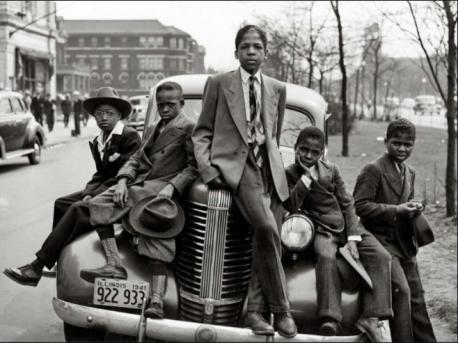 Boys in 1941