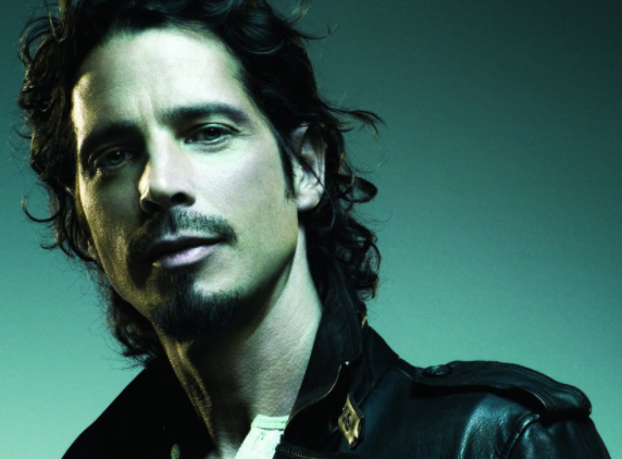 Chris Cornell, grammy award winning lead singer, songwriter, guitarist for Soundgarden and Audioslave