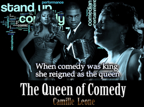 Twitter promo for The Queen of Comedy