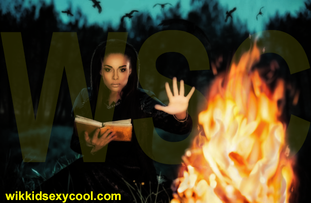 Ondine practicing her fire skills. Low resolution promo.