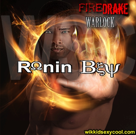Firedrake Warlock Ronin Bey